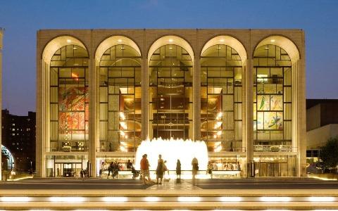car and limo services NYC Metropolitan Opera