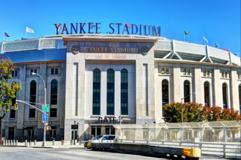 car and limo services NYC Yankee Stadium
