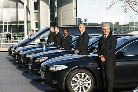 limo and car service NYC fleet