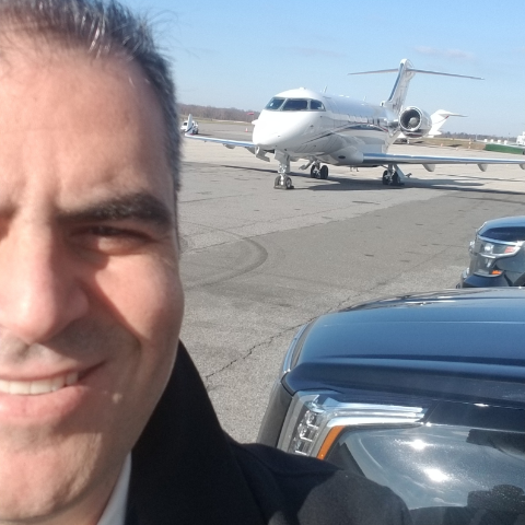 car and limo services NYC private airline